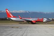 Boeing 737-8MG/WL (G-JZHR)