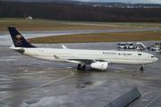 Airbus A330-343 (HZ-AQ28)
