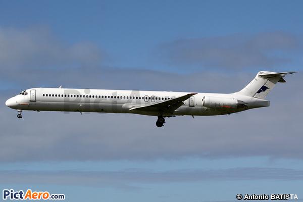 McDonnell Douglas MD-82 (DC-9-82) (Spanair)