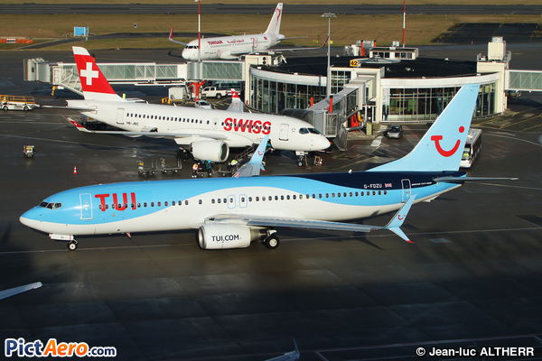 Boeing 737-8K5 (TUIfly)