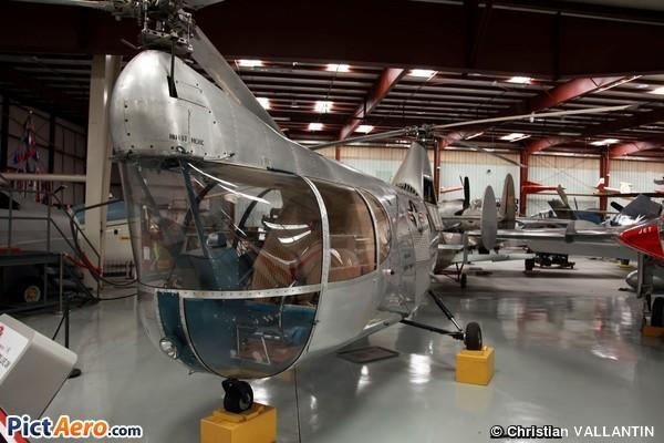 Mc Cullough XHUM-1 (Yanks Air Museum)
