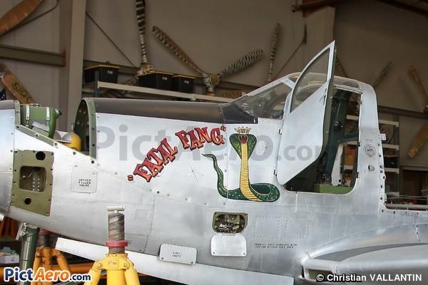Bell P-63C Kingcobra (Yanks Air Museum)
