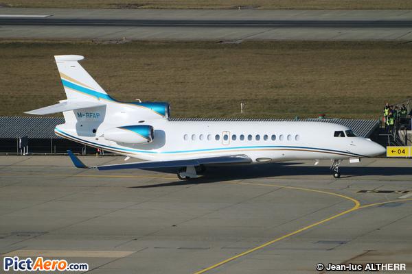 Dassault Falcon 7X (PPAR Aviation Ltd.)