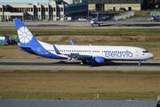 Boeing 737-8ZM/WL (EW-455PA)
