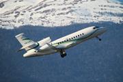 Dassault Falcon 900 LX (HA-LKZ)