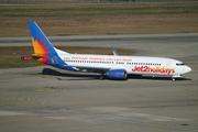 Boeing 737-86N (G-DRTB)