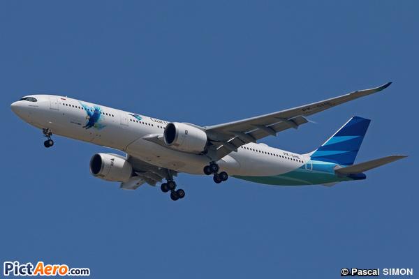 Airbus A330-941neo (Garuda Indonesia)