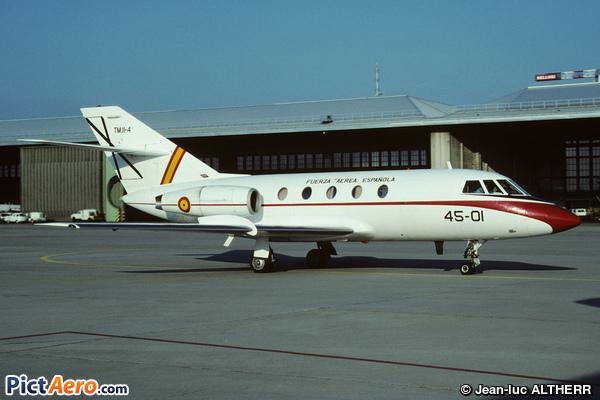 Dassault Falcon 20 E (Fuerza Aérea Espanola)