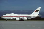 Boeing 747SP-Z5 (N60697)