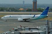 Boeing 737-86N/WL (PK-GFI)