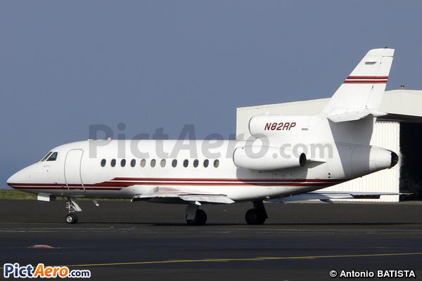 Dassault Falcon 900 (Private / Privé)