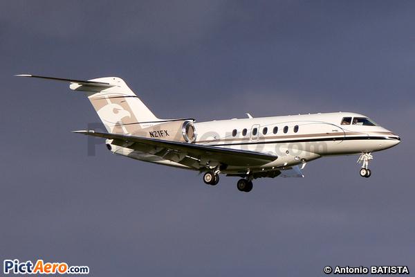 Hawker Beechcraft 4000 (Private / Privé)
