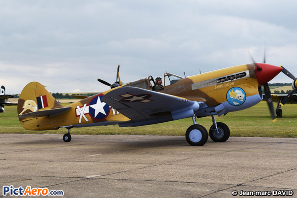 P-40F Warhawk (The Fighter Collection at Duxford)