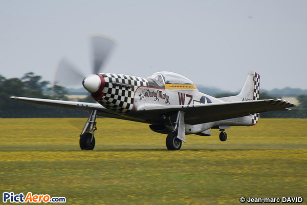 North American TF-51D Mustang (Anglia Aircraft Restoration Ltd)