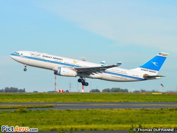 Airbus A330-243 (Kuwait Airways)