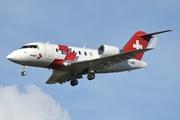 Canadair CL600-2B16 Challenger 650