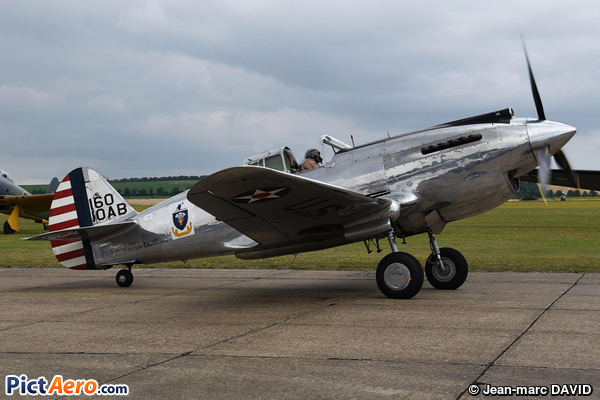 Curtiss P-40C Tomahawk (The Fighter Collection)