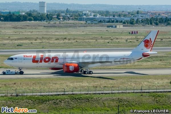 Airbus A330-941neo (Thai Lion Air)