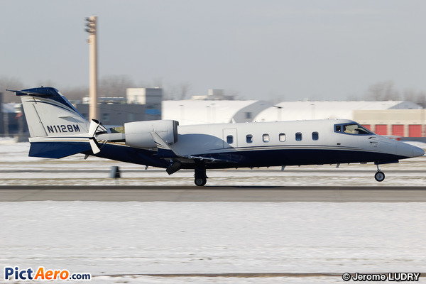 Bombardier Learjet 60 (Private / Privé)