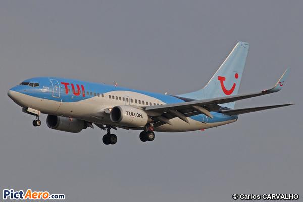 Boeing 737-7K5/WL (TUI Airlines Belgium)