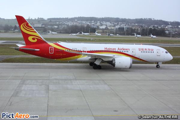 Boeing 787-8 Dreamliner (Hainan Airlines)