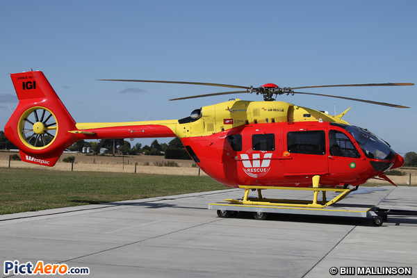 H145 / EC145T2 (Garden City Helicopters)