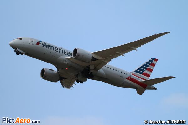 Boeing 787-8 Dreamliner (American Airlines)