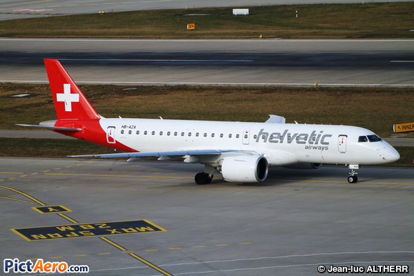 Embraer 190 E2 STD (ERJ-190-300STD) (Helvetic Airways)