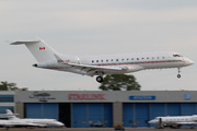 Bombardier BD-700-1A10 Global 6000