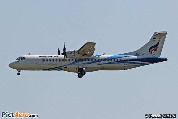 ATR 72-600 (Bangkok Airways)