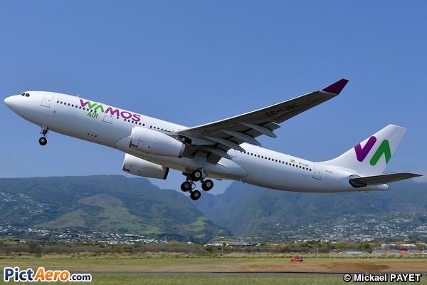 Airbus A330-243 (Wamos Air)