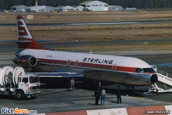 Sud SE-210 Caravelle 10B3 (Sterling Airways)