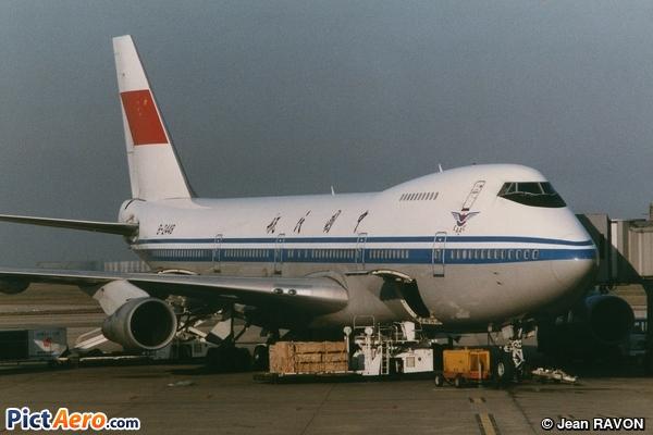 Boeing 747-2J6B (Air China)