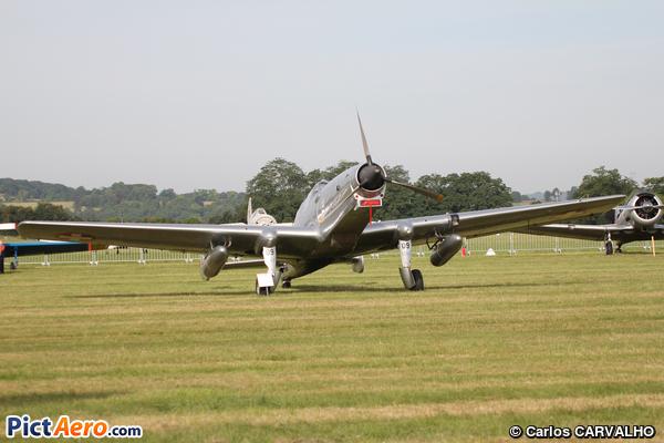 F+W Emmen C-3605 (FFA Flying Fighter Association )