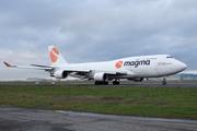 Boeing 747-481/BCF - TF-AMP