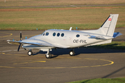 Beech C90A King Air  (OE-FHL)