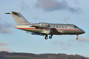 Canadair CL-600-2B16 Challenger 605 (9H-VFB)