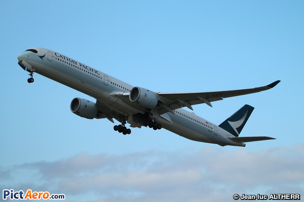 Airbus A350-1041 (Cathay Pacific)