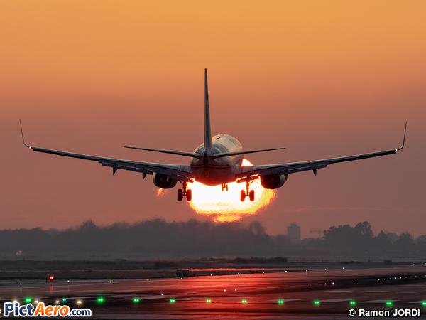 Boeing 737-86N/WL (Royal Air Maroc (RAM))