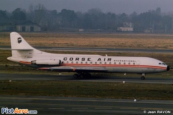 Aérospatiale SE-210 Caravelle VI-N (Corse Air International)