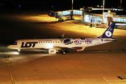 Embraer ERJ-195LR (ERJ-190-200LR) (SP-LNC)