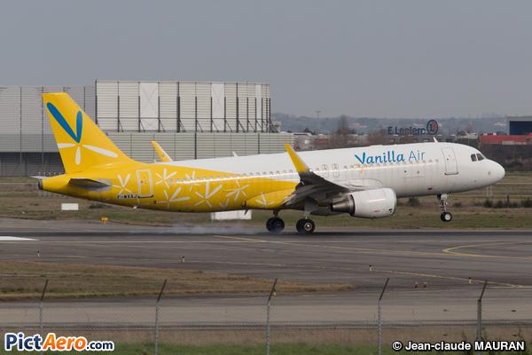 Airbus A320-214/SL (VANILLA AIR)