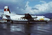 Fokker F-27-200 (HB-ISH)