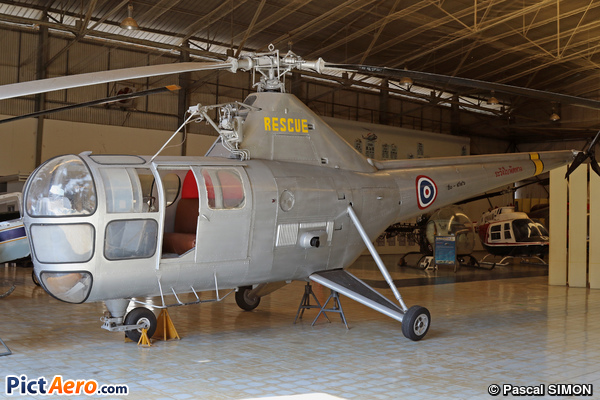 Sikorsky H-5A (S-48) (Thailand - Air Force)