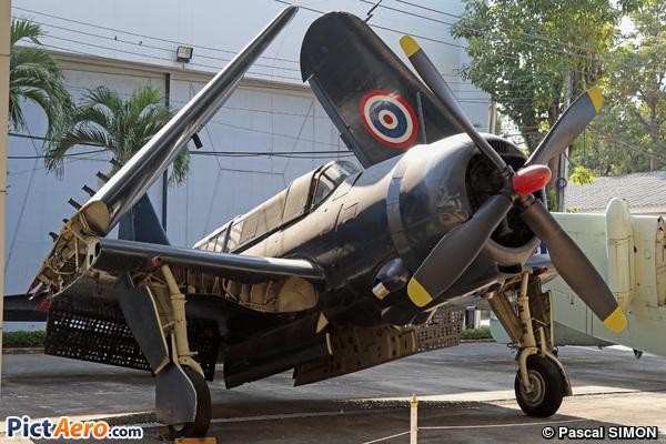 Curtiss SB2-C5 Helldiver (Thailand - Air Force)