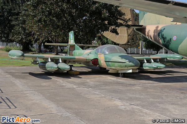 Cessna A-37B Dragonfly (Thailand - Air Force)