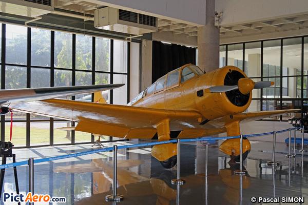 Kachikawa Ki-55 Ida (Thailand - Air Force)