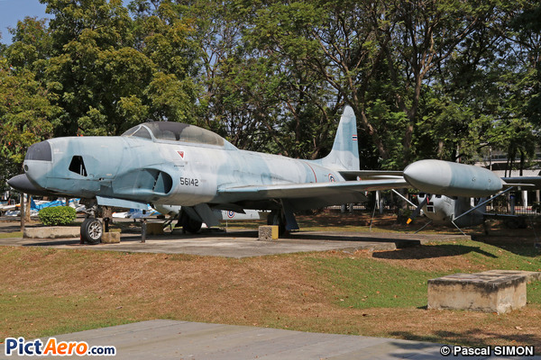 Lockeed RT-33A (Thailand - Air Force)