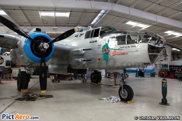 North American B25N Mitchell (Commemorative Air Force)