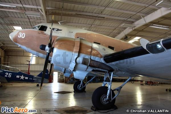 Douglas C-47A Skytrain (DC-3) (Commemorative Air Force)